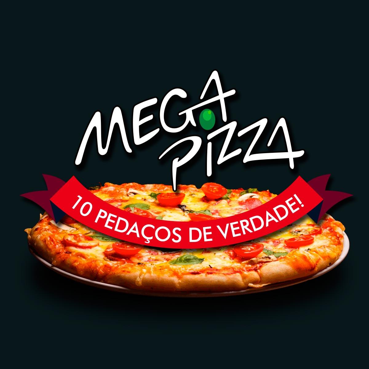 Mega Pizza São Paulo